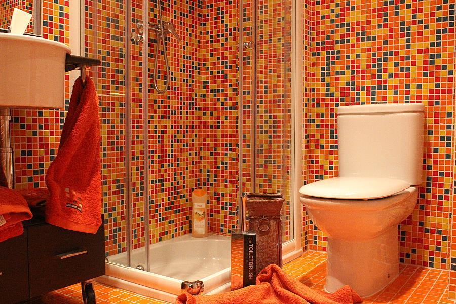 Baño - Apartamento en alquiler de temporada en calle Tubería, Sallent de Gállego - 288656671