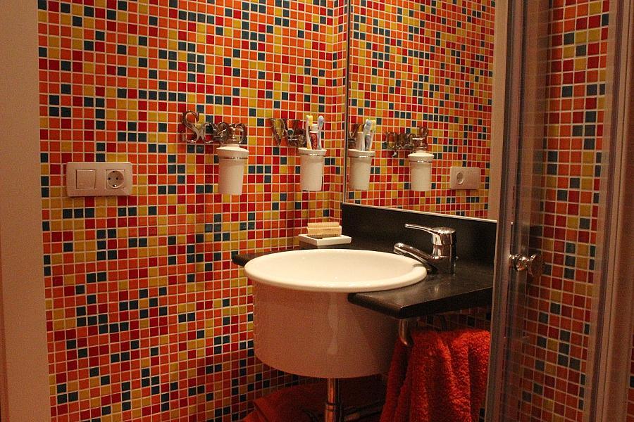 Baño - Apartamento en alquiler de temporada en calle Tubería, Sallent de Gállego - 288656770