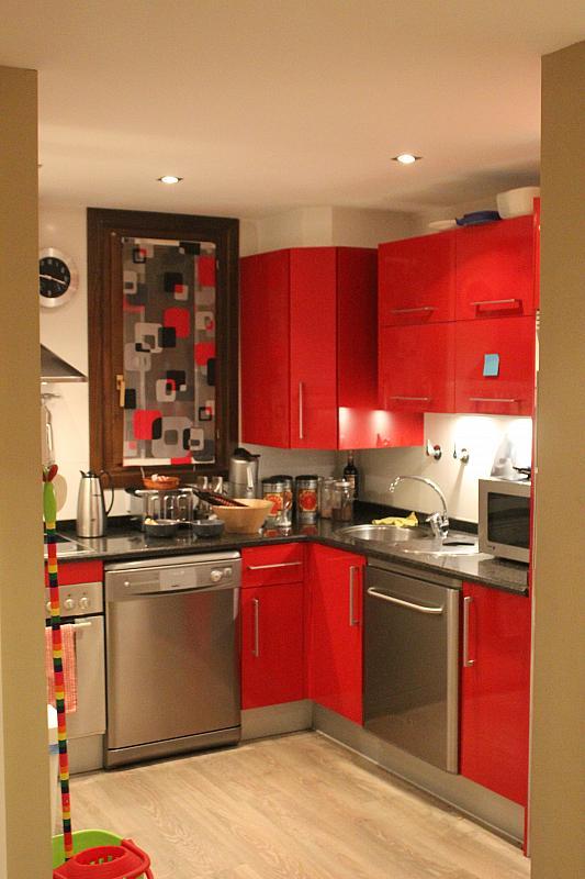 Cocina - Apartamento en alquiler de temporada en calle Tubería, Sallent de Gállego - 288656891