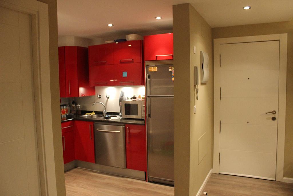 Cocina - Apartamento en alquiler de temporada en calle Tubería, Sallent de Gállego - 288656922