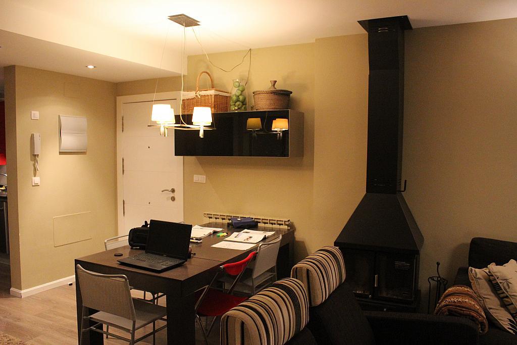 Comedor - Apartamento en alquiler de temporada en calle Tubería, Sallent de Gállego - 288657275