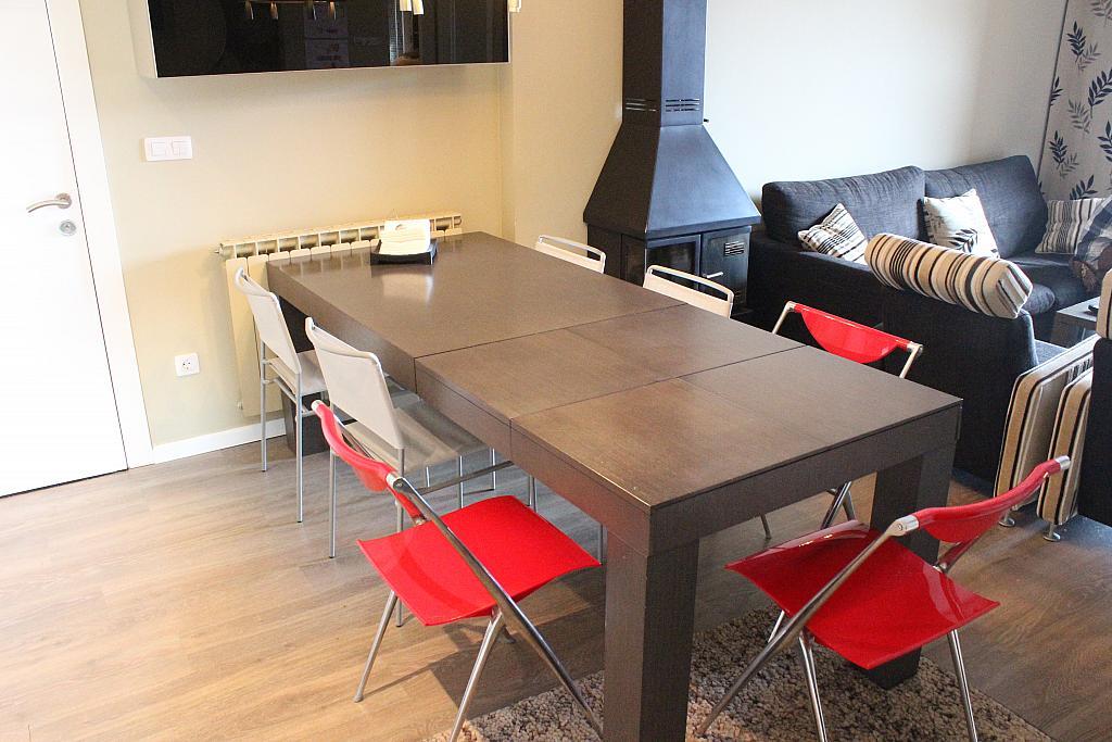 Comedor - Apartamento en alquiler de temporada en calle Tubería, Sallent de Gállego - 288657276