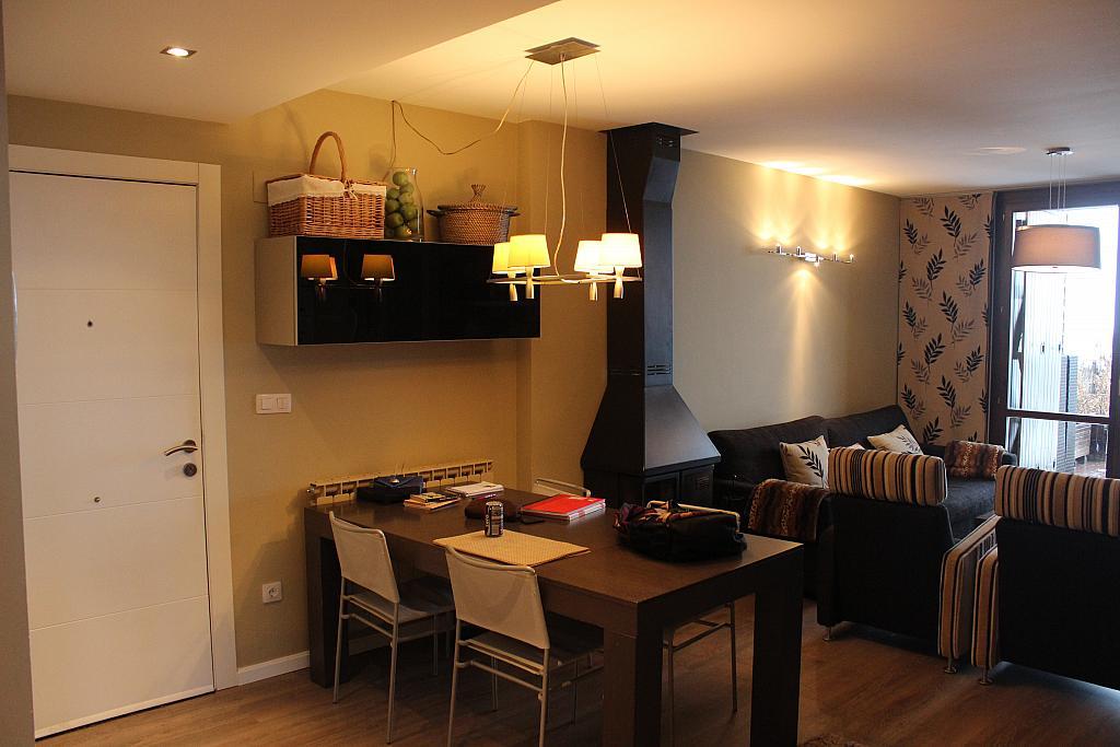 Comedor - Apartamento en alquiler de temporada en calle Tubería, Sallent de Gállego - 288657278