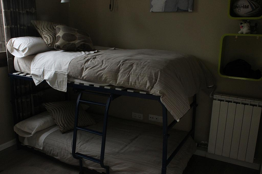 Dormitorio - Apartamento en alquiler de temporada en calle Tubería, Sallent de Gállego - 288657418