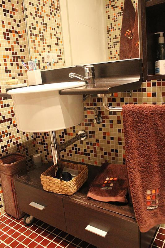 Baño - Apartamento en alquiler de temporada en calle Tubería, Sallent de Gállego - 288657794