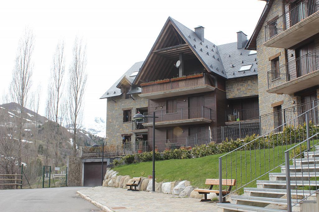 Fachada - Apartamento en alquiler de temporada en calle Tubería, Sallent de Gállego - 288658729
