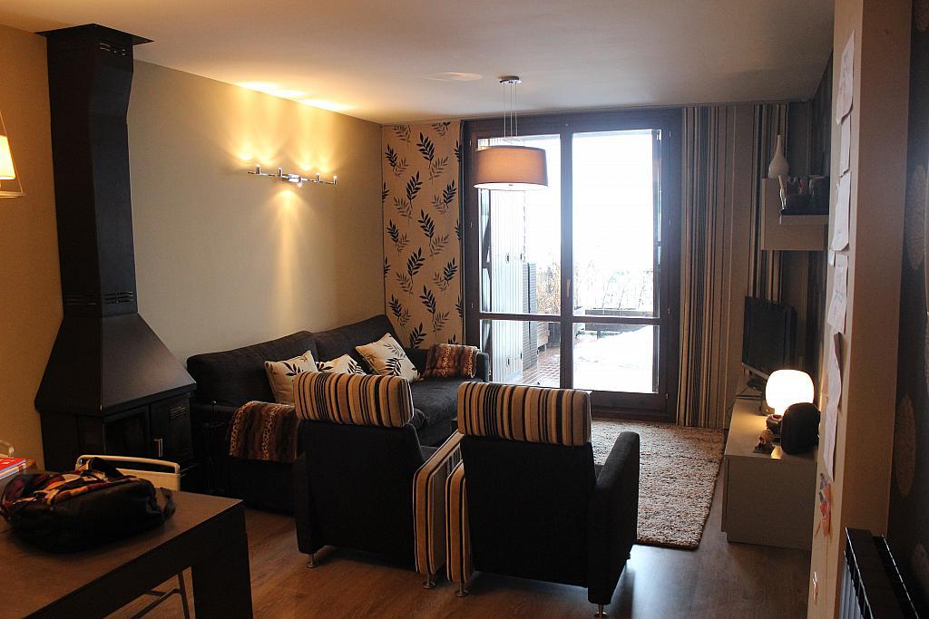 Salón - Apartamento en alquiler de temporada en calle Tubería, Sallent de Gállego - 288658937