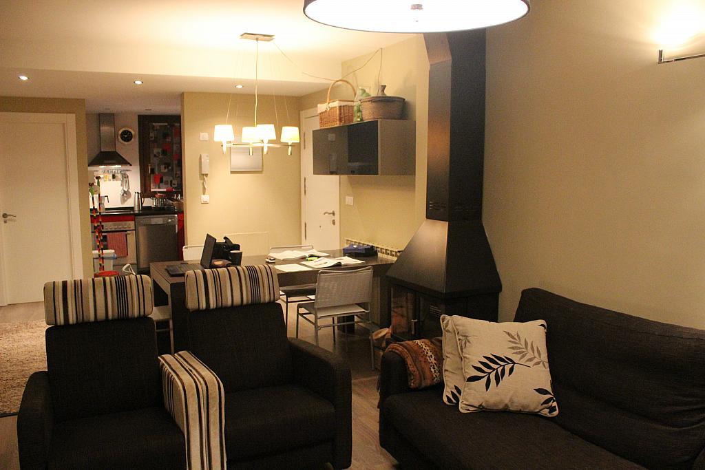 Salón - Apartamento en alquiler de temporada en calle Tubería, Sallent de Gállego - 288659289