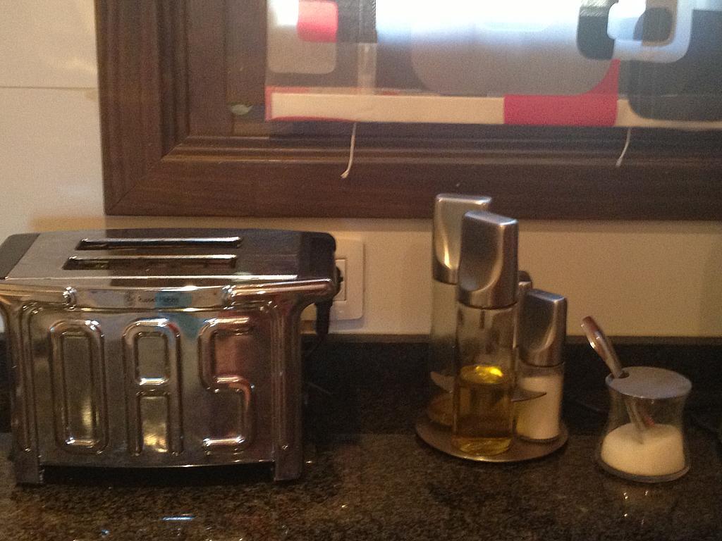 Cocina - Apartamento en alquiler de temporada en calle Tubería, Sallent de Gállego - 288659678