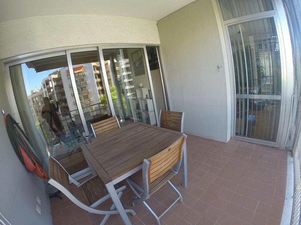 Terraza - Piso en venta en rambla Nova, Eixample Tarragona en Tarragona - 301366448