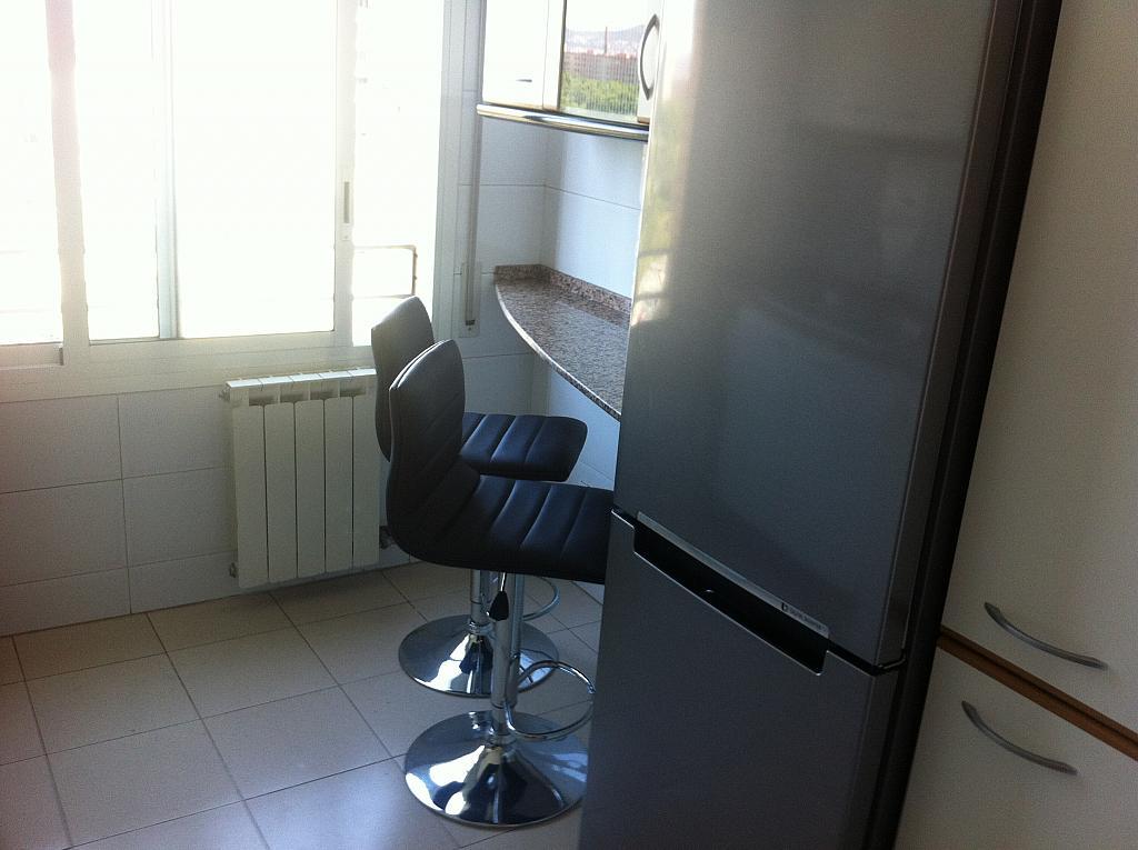 Cocina - Apartamento en alquiler en pasaje Taulat, Diagonal Mar en Barcelona - 291129590