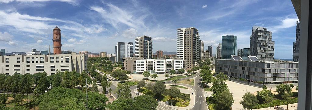 Vistas - Apartamento en alquiler en pasaje Taulat, Diagonal Mar en Barcelona - 291129619