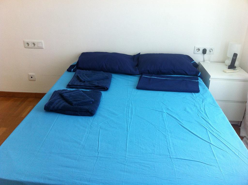 Dormitorio - Apartamento en alquiler en pasaje Taulat, Diagonal Mar en Barcelona - 324834393
