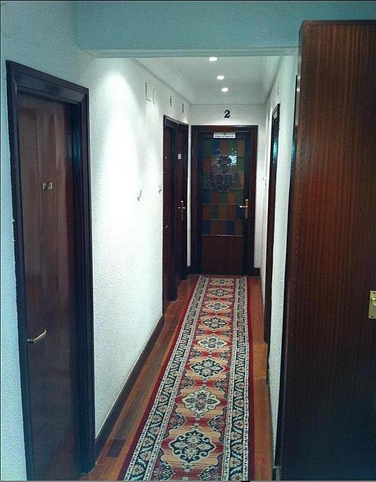 Vestíbulo - Oficina en alquiler en calle San Martin, Centro en San Sebastián-Donostia - 323944160