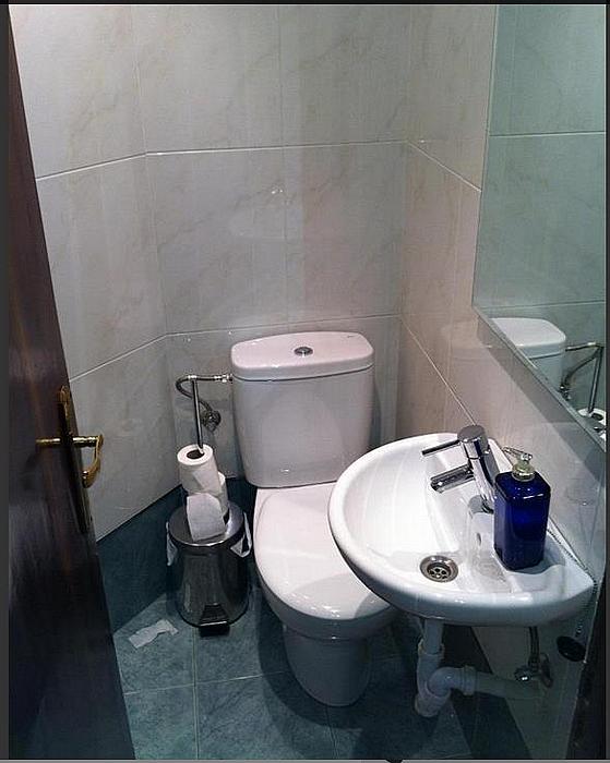 Baño - Oficina en alquiler en calle San Martin, Centro en San Sebastián-Donostia - 323944538