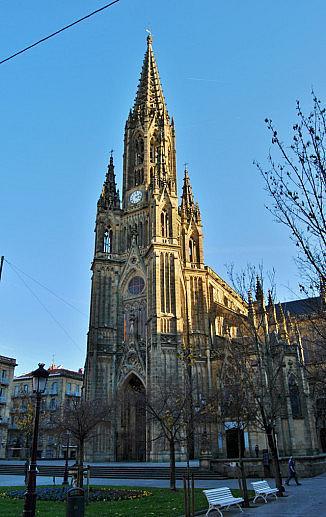 Vistas - Oficina en alquiler en calle San Martin, Centro en San Sebastián-Donostia - 323944561