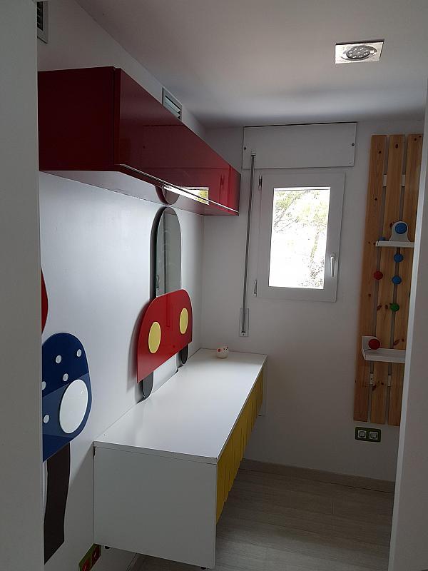 Dormitorio - Apartamento en alquiler de temporada en calle Passeo Maritimo, Miami platja - Miami playa - 295693217