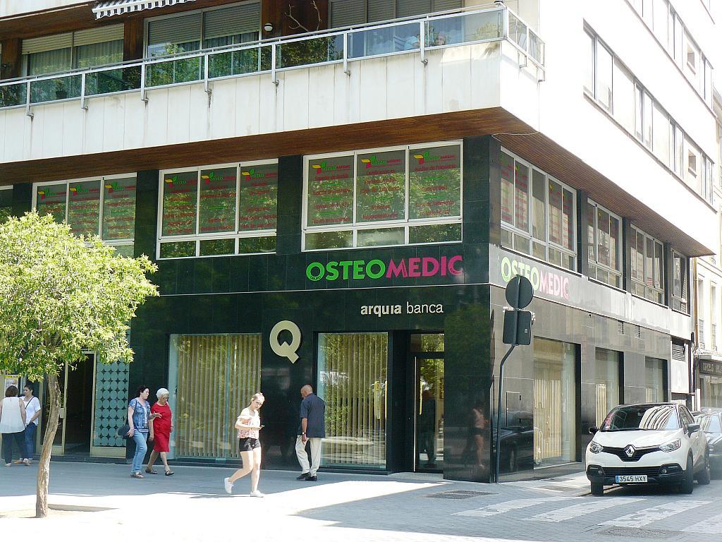 Fachada - Oficina en alquiler en paseo Acera de Recoletos, Centro en Valladolid - 295780028