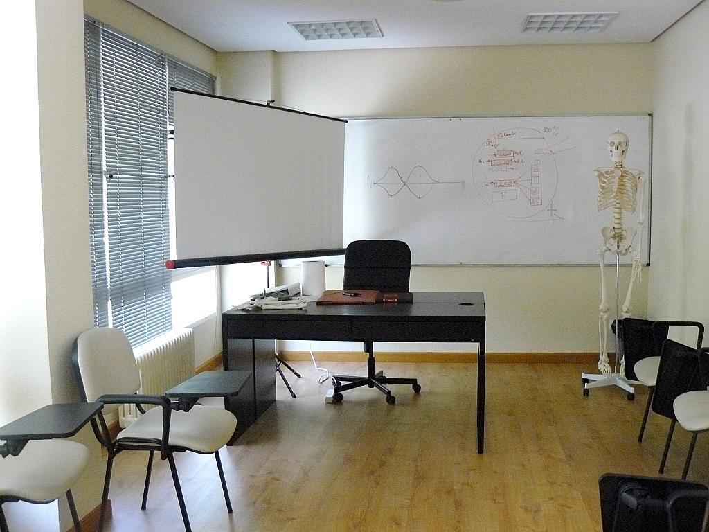 Salón - Oficina en alquiler en paseo Acera de Recoletos, Centro en Valladolid - 295780130