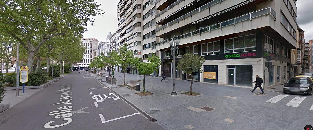 Vistas - Oficina en alquiler en paseo Acera de Recoletos, Centro en Valladolid - 295784998