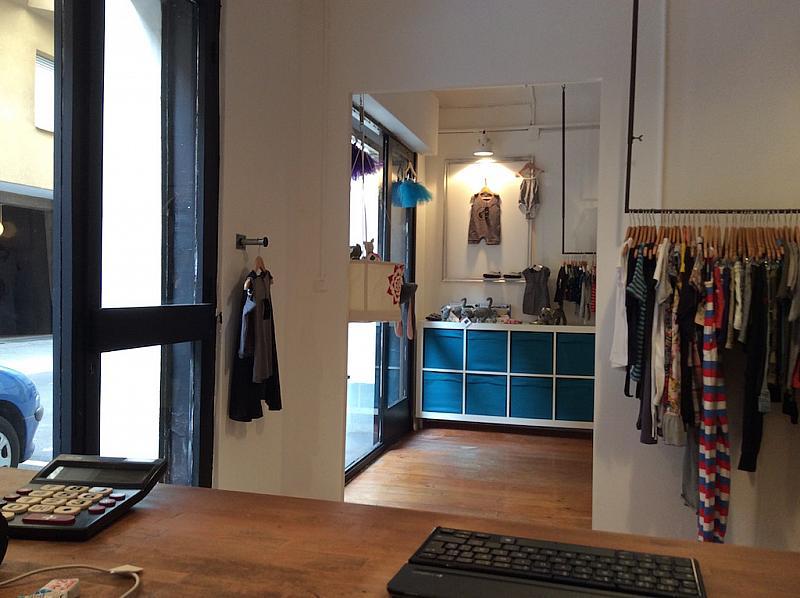 Plano - Local comercial en alquiler en calle Sant Eusebio, Vila de Gràcia en Barcelona - 277585678
