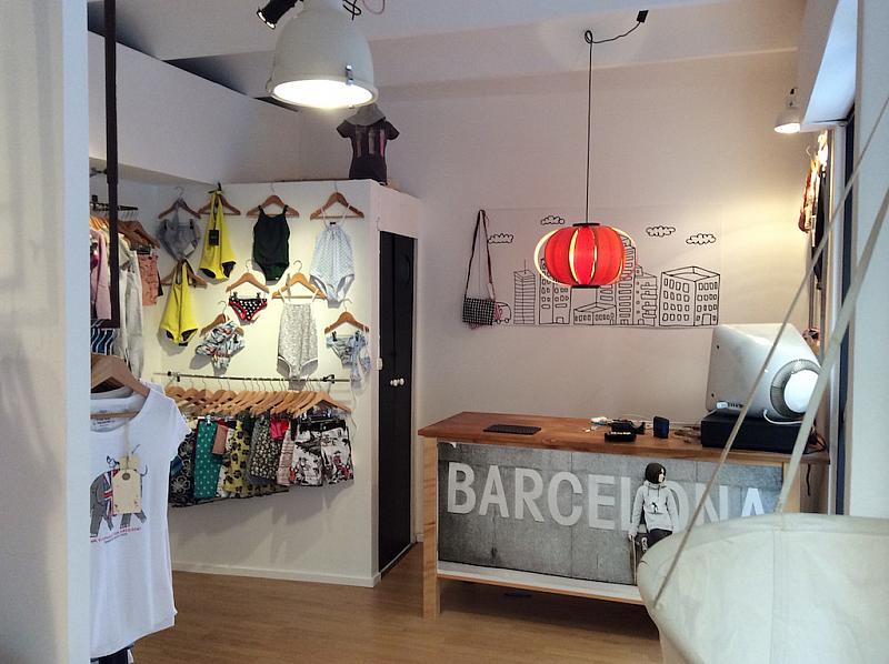 Plano - Local comercial en alquiler en calle Sant Eusebio, Vila de Gràcia en Barcelona - 277585693