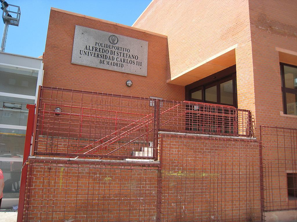 Vistas - Garaje en alquiler en calle Carlos III, Zona Centro en Leganés - 296265833