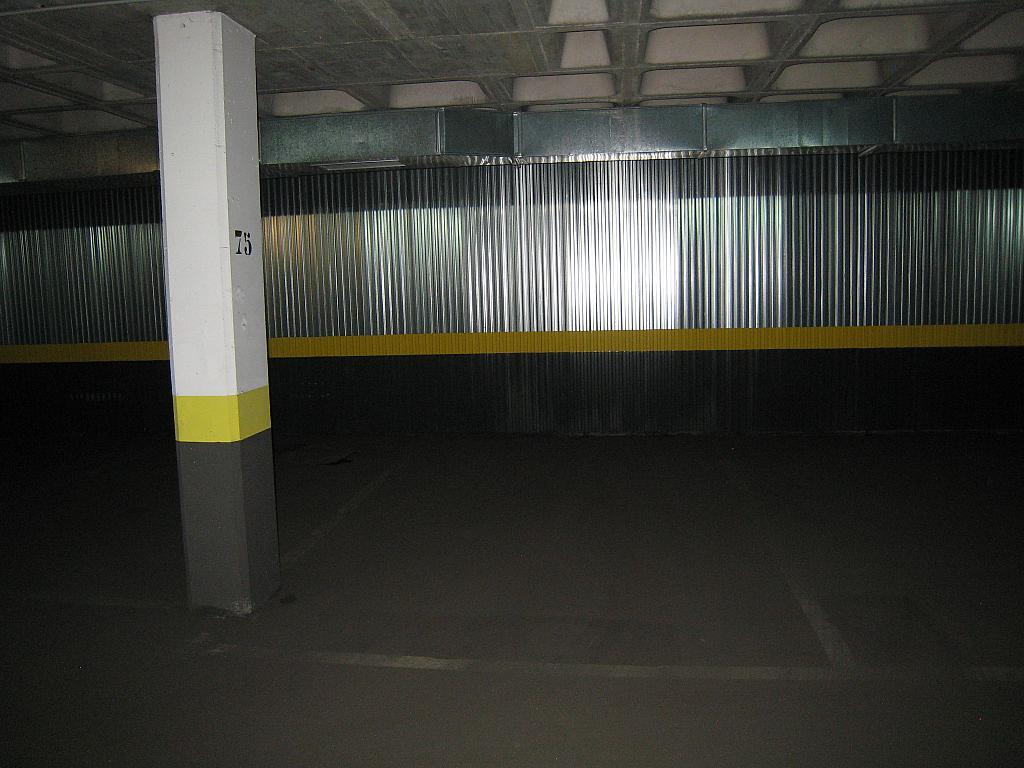 Garaje - Garaje en alquiler en calle Carlos III, Zona Centro en Leganés - 296265837