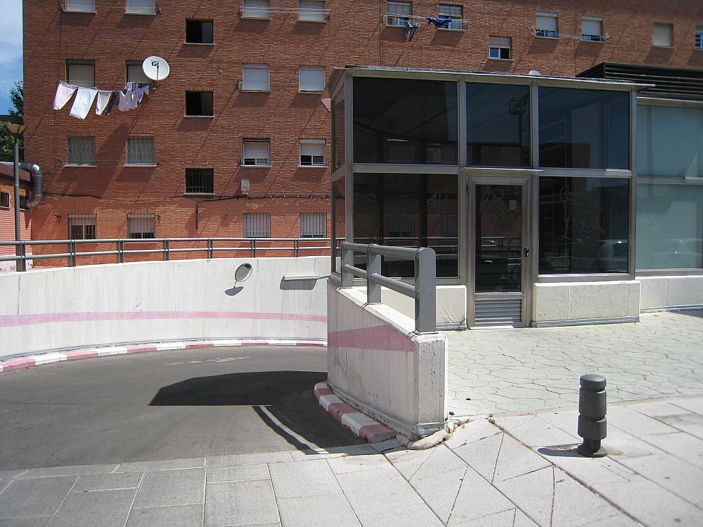 Garaje - Garaje en alquiler en calle Carlos III, Zona Centro en Leganés - 296265853