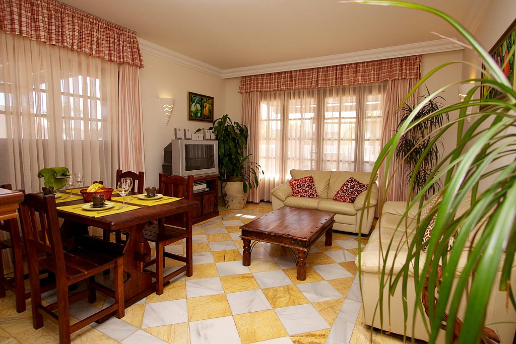 Salón - Villa en alquiler en calle Islandia, Playa Blanca (Yaiza) - 317591489