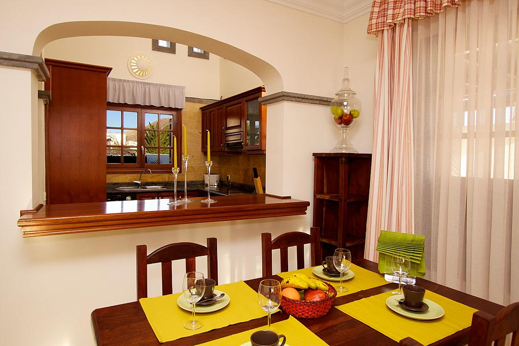Salón - Villa en alquiler en calle Islandia, Playa Blanca (Yaiza) - 317591493