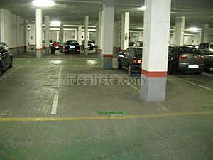 Garaje - Garaje en alquiler en calle Valencia, Eixample esquerra en Barcelona - 318229846