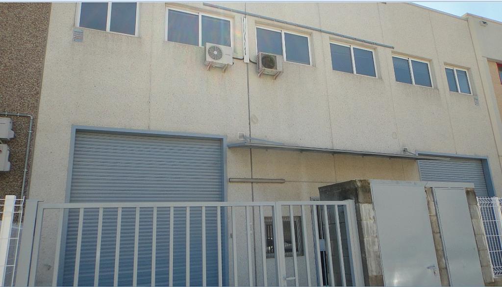 Fachada - Nave industrial en alquiler en calle Can Ferret II, Sant Sadurní d´Anoia - 298597087