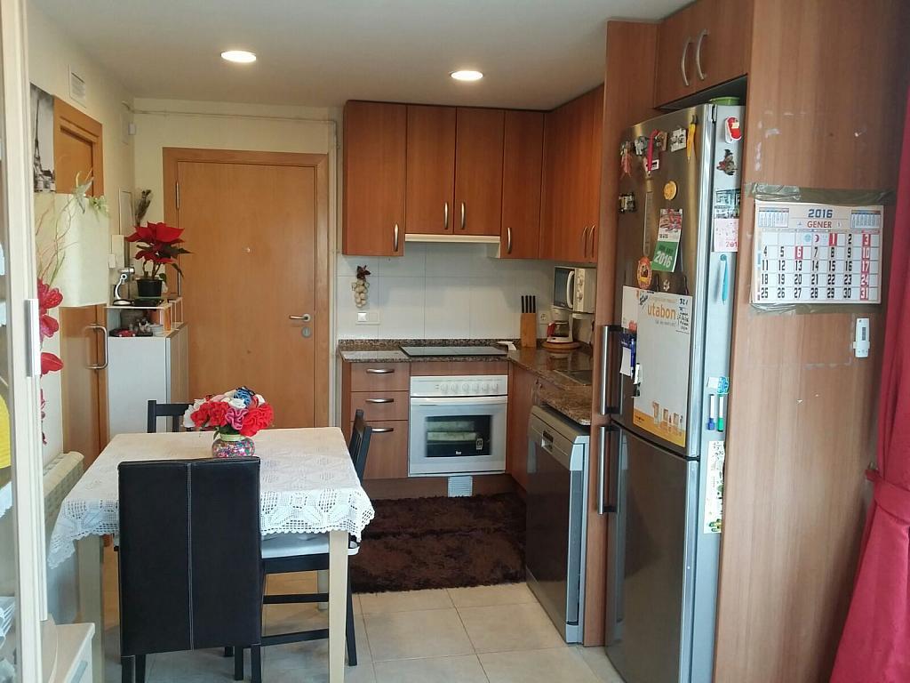 Cocina - Apartamento en venta en calle República Argentina, Segur de Calafell - 313878571