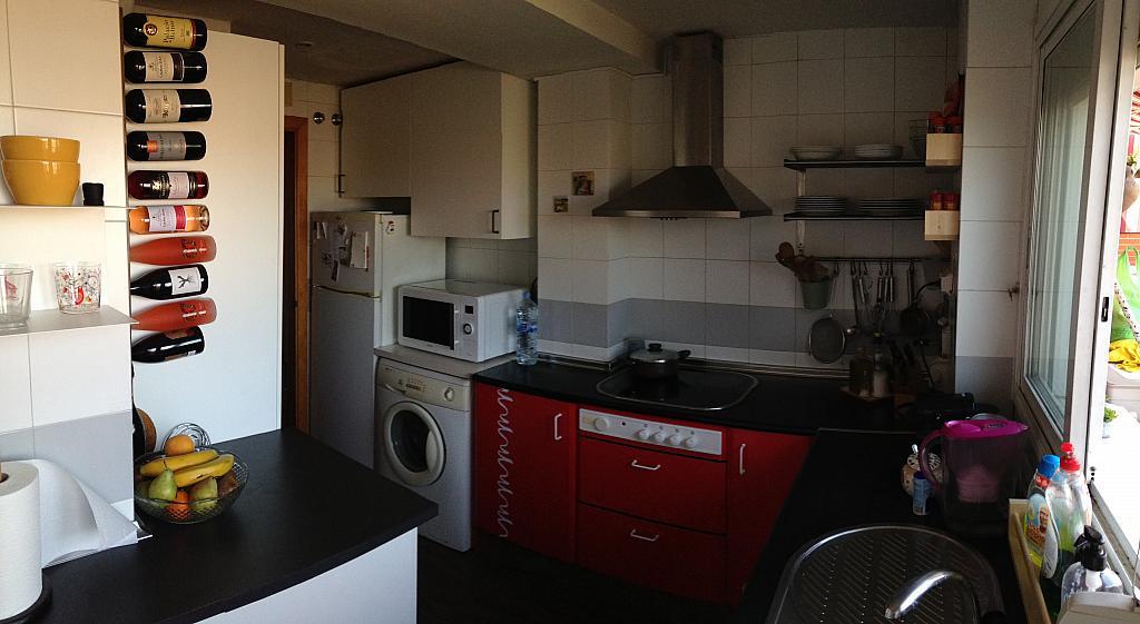 Cocina - Ático en alquiler en calle Viñegra, Los Cármenes en Madrid - 354203075