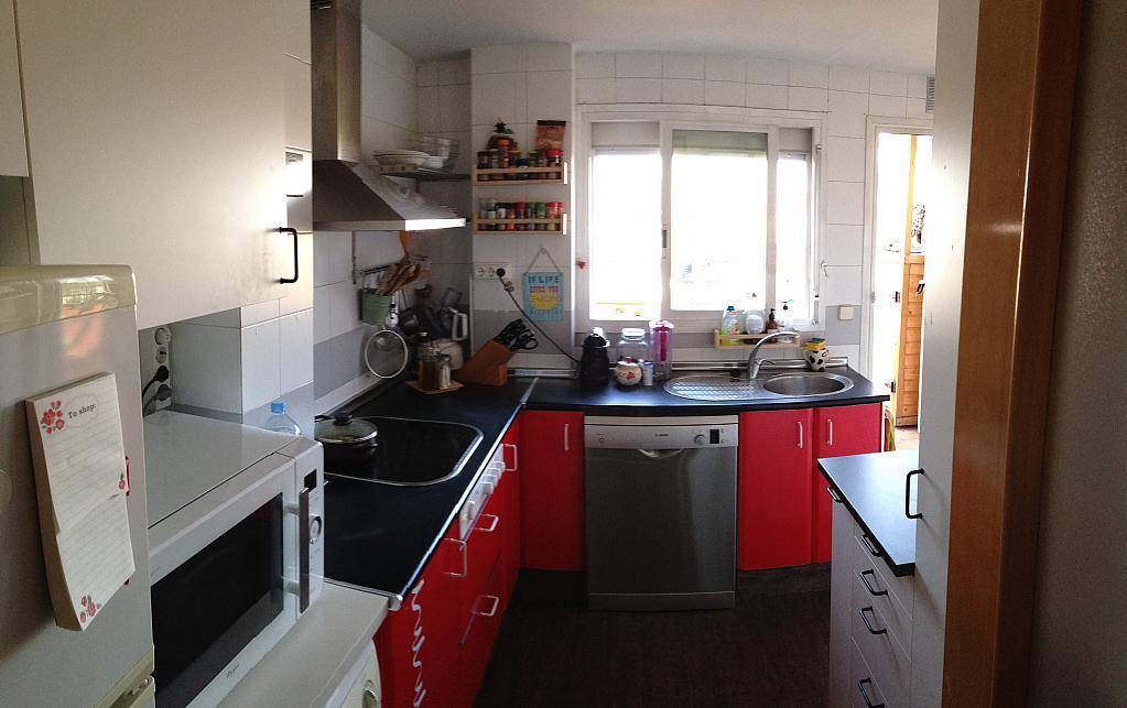 Cocina - Ático en alquiler en calle Viñegra, Los Cármenes en Madrid - 354203080