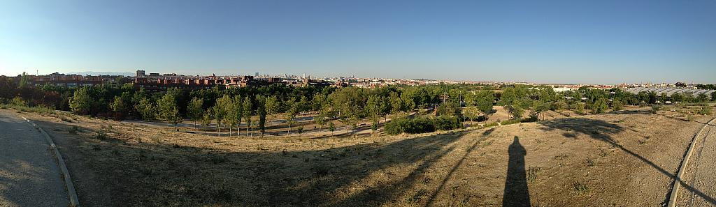 Vistas - Ático en alquiler en calle Viñegra, Los Cármenes en Madrid - 354203135