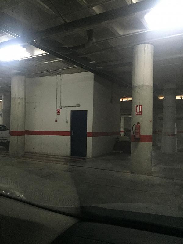 Detalles - Garaje en alquiler en calle L'alguenya, Altabix en Elche/Elx - 303106055