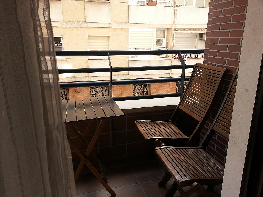 Terraza - Piso a compartir en calle Antoni Gaudí, Centro en Córdoba - 328073950