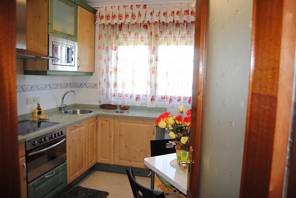 Cocina - Ático-dúplex en alquiler en calle Prolongación de Carral, Suances - 329912671