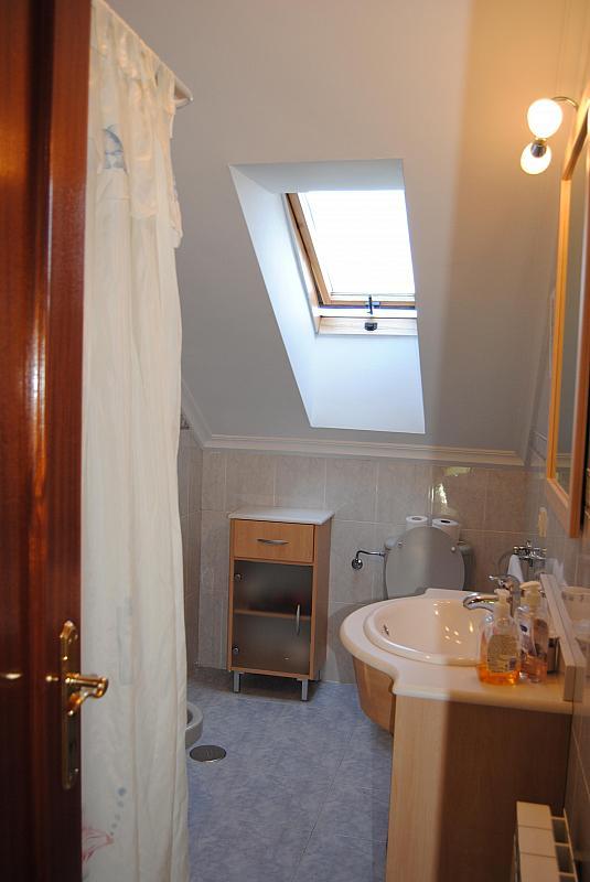 Baño - Ático-dúplex en alquiler en calle Prolongación de Carral, Suances - 329912676