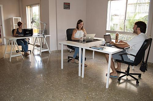 Salón - Despacho en alquiler en calle Alonso Terrón, Motril Pueblo en Motril - 307439955