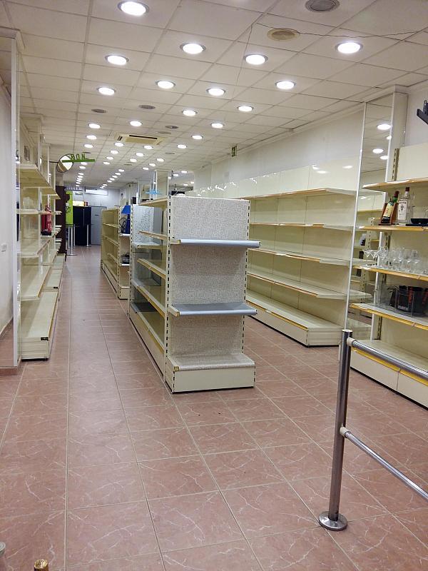 Detalles - Local comercial en alquiler en calle Juan Llorens, La Petxina en Valencia - 308059051