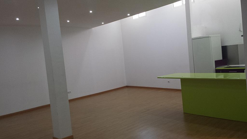 Vistas - Local en alquiler en calle Manuela Minguez, Valdeacederas en Madrid - 309598221