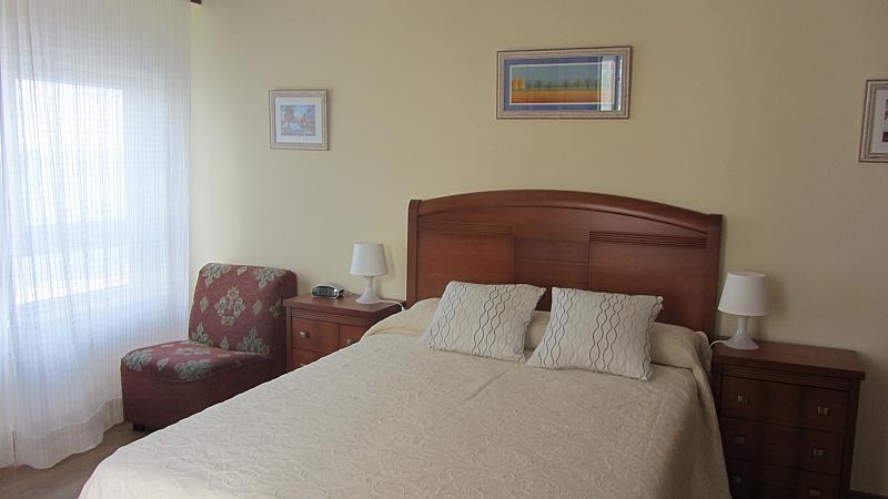 Dormitorio - Piso en alquiler de temporada en vía De Ronda, Riazor-Labañou-Los Rosales en Coruña (A) - 182888870