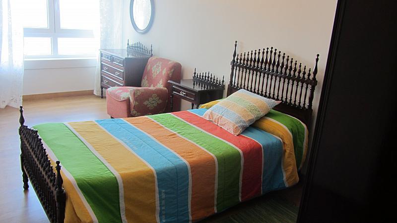 Dormitorio - Piso en alquiler de temporada en vía De Ronda, Riazor-Labañou-Los Rosales en Coruña (A) - 182888872