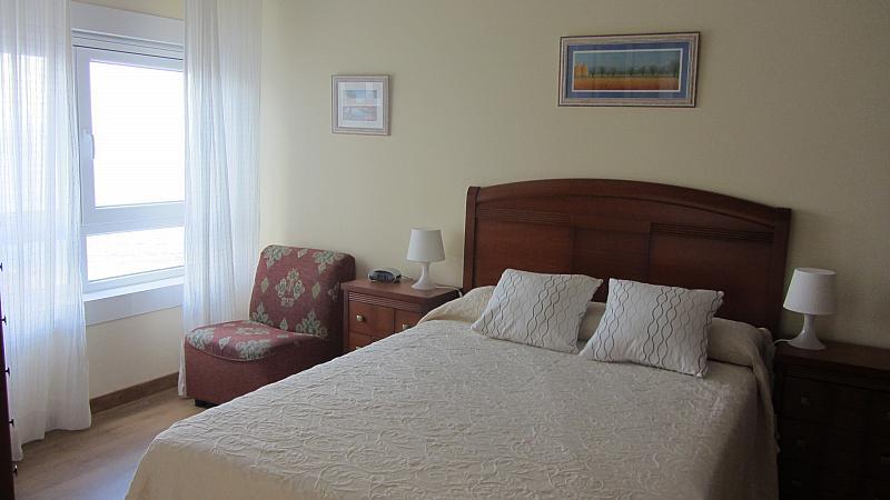 Dormitorio - Piso en alquiler de temporada en vía De Ronda, Riazor-Labañou-Los Rosales en Coruña (A) - 182888878
