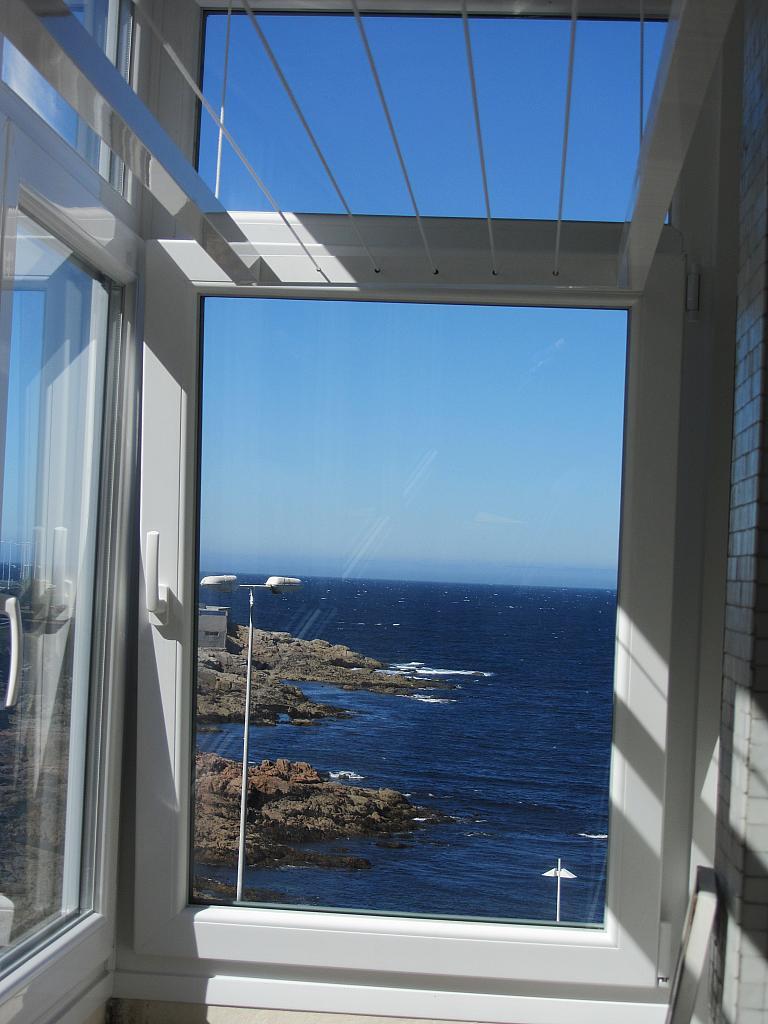 Balcón - Piso en alquiler de temporada en vía De Ronda, Riazor-Labañou-Los Rosales en Coruña (A) - 183014760