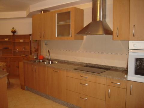 Cocina - Piso en alquiler de temporada en vía De Ronda, Riazor-Labañou-Los Rosales en Coruña (A) - 35124649