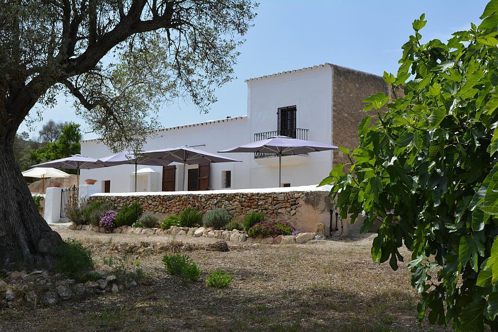 Vistas - Casa rural en alquiler de temporada en calle Diseminado Creu Des Magres, Sant Antoni de Portmany - 312913259